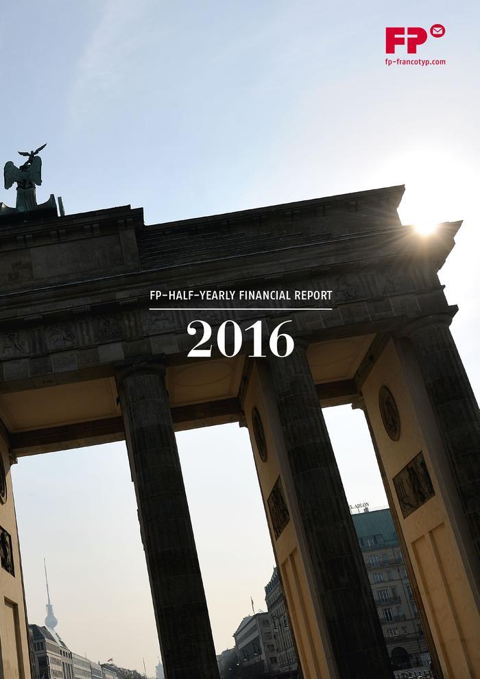 FPFinancial Report H1 2016
