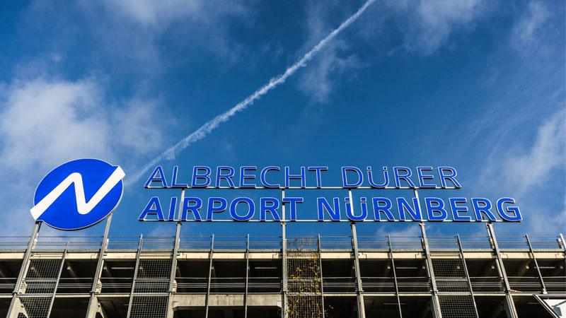 <p>Stabiles Wachstum am Albrecht Dürer Airport- 3,5 Millionen Passagiere und viele neue Strecken im Jahr 2016</p>