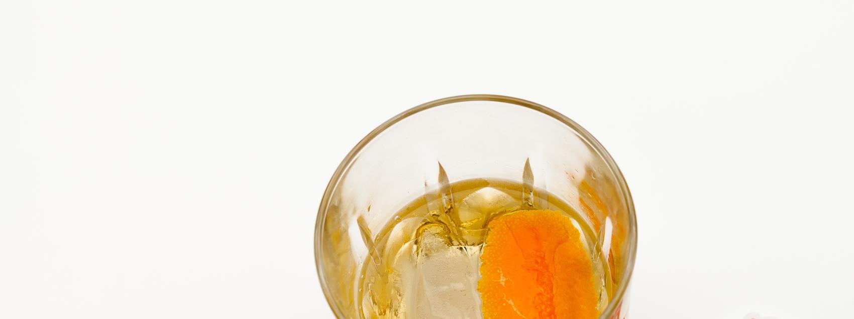 Rum Old Fashioned Recipe — Dishmaps