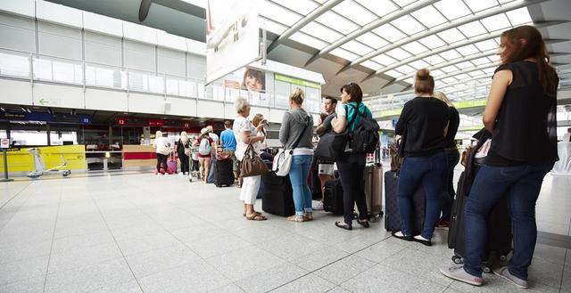 Passagierzuwachs 3. Quartal 2017 am Dortmund Airport
