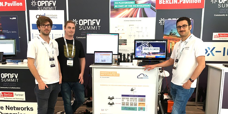 NGNI, OPNFV 2016, Booth, 24.06.2016
