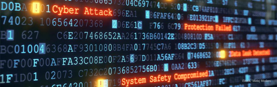 Cybersicherheit Header