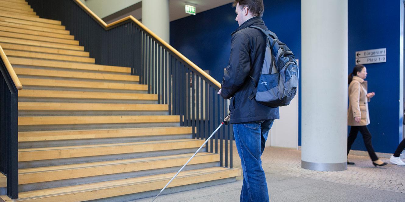 Partnersuche für blinde menschen