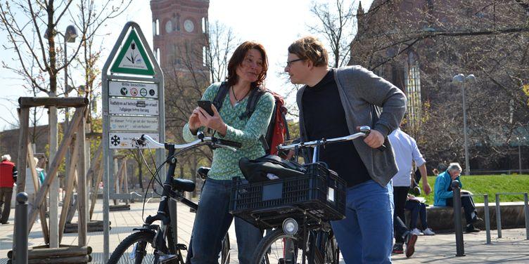 STREETLIFE.Wettbewerbfür Berliner Radfahrer