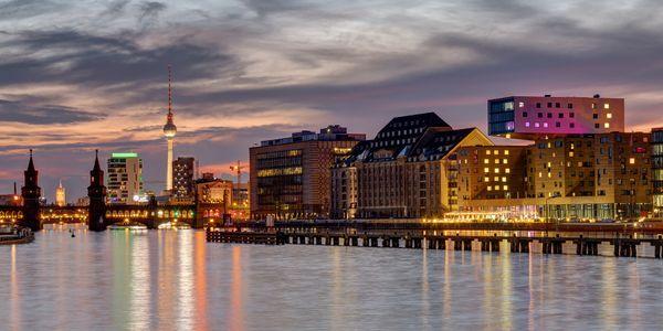 Die Innovationserhebung zeigt die Innovations-Hotspots Berlins