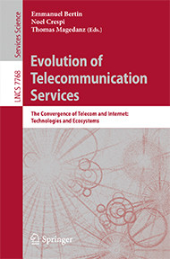 NGNI, Springer book, e-Book, Evolution of Telecommunication Services