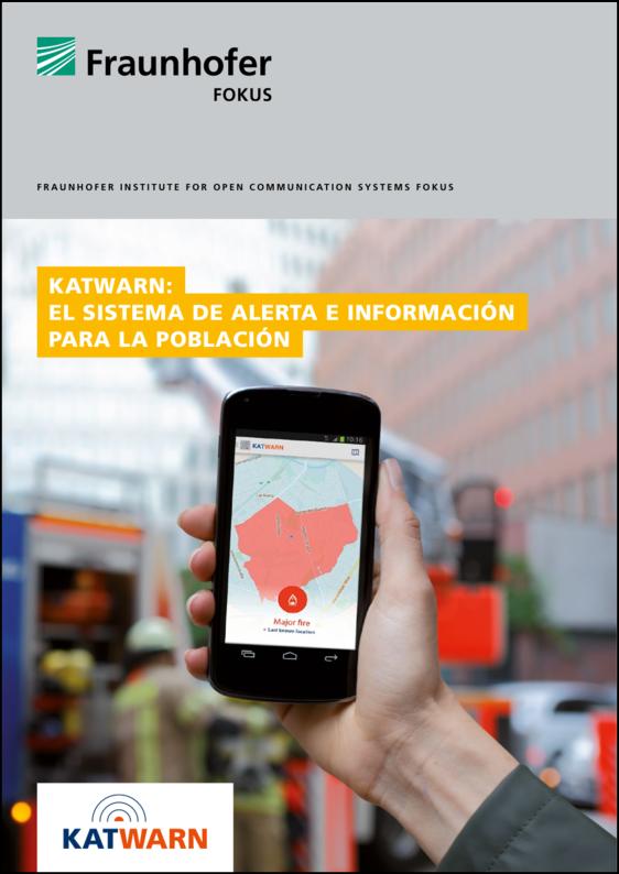 KATWARN - EL SISTEMA DE ALERTA E INFORMACIÓN PARA LA POBLACIÓN