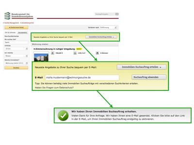 The Institute for Federal Real Estate (BImA)used the handling concept in Infopark's Content Management System.