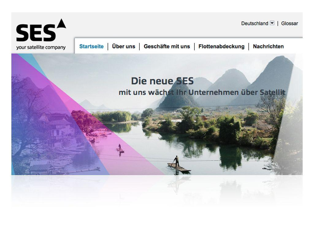 The satellite operating company SES manages over 20 non-homogenous, multilingual websites as well as their extranet and intranet with Infopark's CMS.