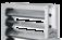 Jalousieklappen aus Aluminium zur luftdichten Absperrung in lufttechnischen Anlagen