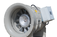 Axial fans with direct drive for building ventilation and aeration