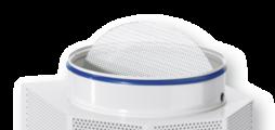 Gehäuse mit mehreckigem Querschnitt, Ausströmwinkel 90° oder 180°, für Komfort- und Industriebereiche
