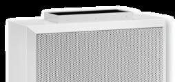 Gehäuse mit rechteckigem Querschnitt, ein- und dreiseitig ausströmend, für Industrie- und Komfortbereiche