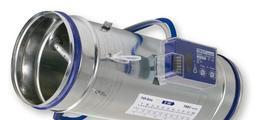 Регулятор может использоваться для различных вариантов управления расходом воздуха