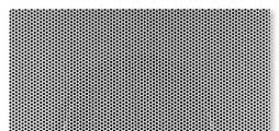 Voor horizontale inblaas met hoge inductie, met vaste lamellen